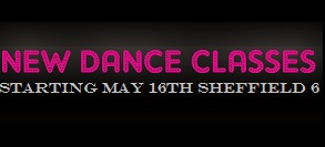 *NEW DANCE CLASSES *